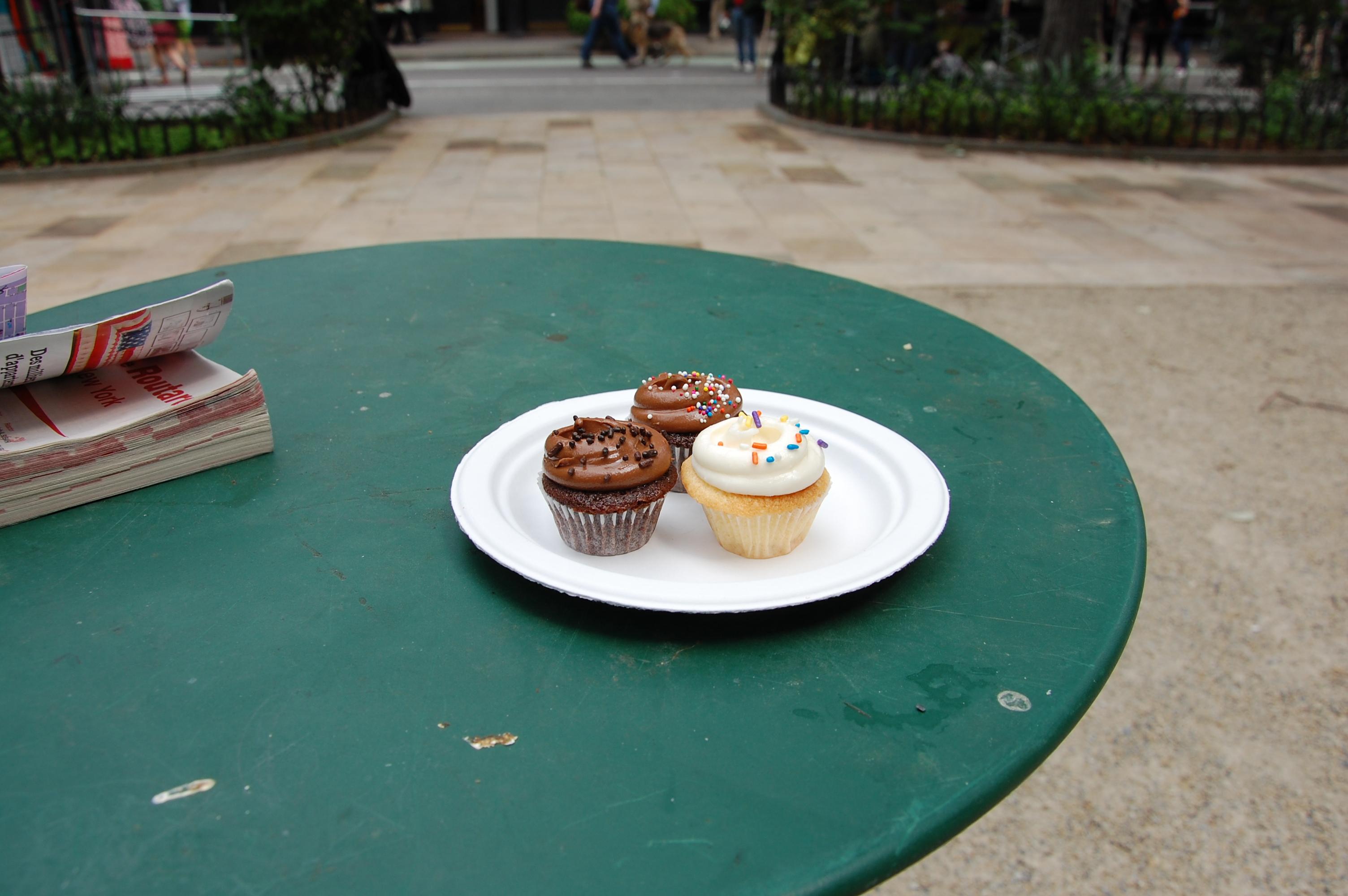 Cupcake - Magnolia Bakery - NY