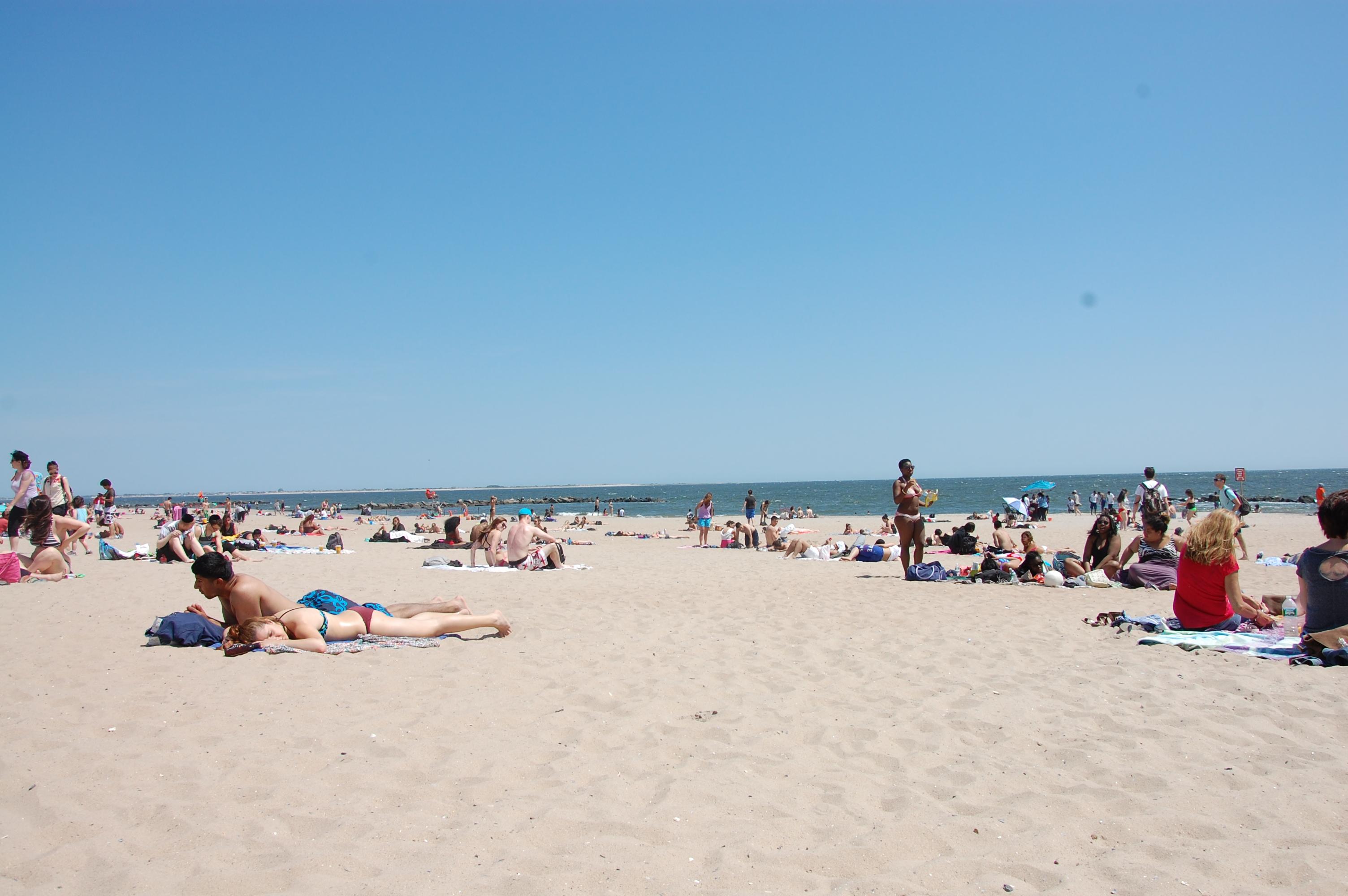 Coney Island Beach - NY