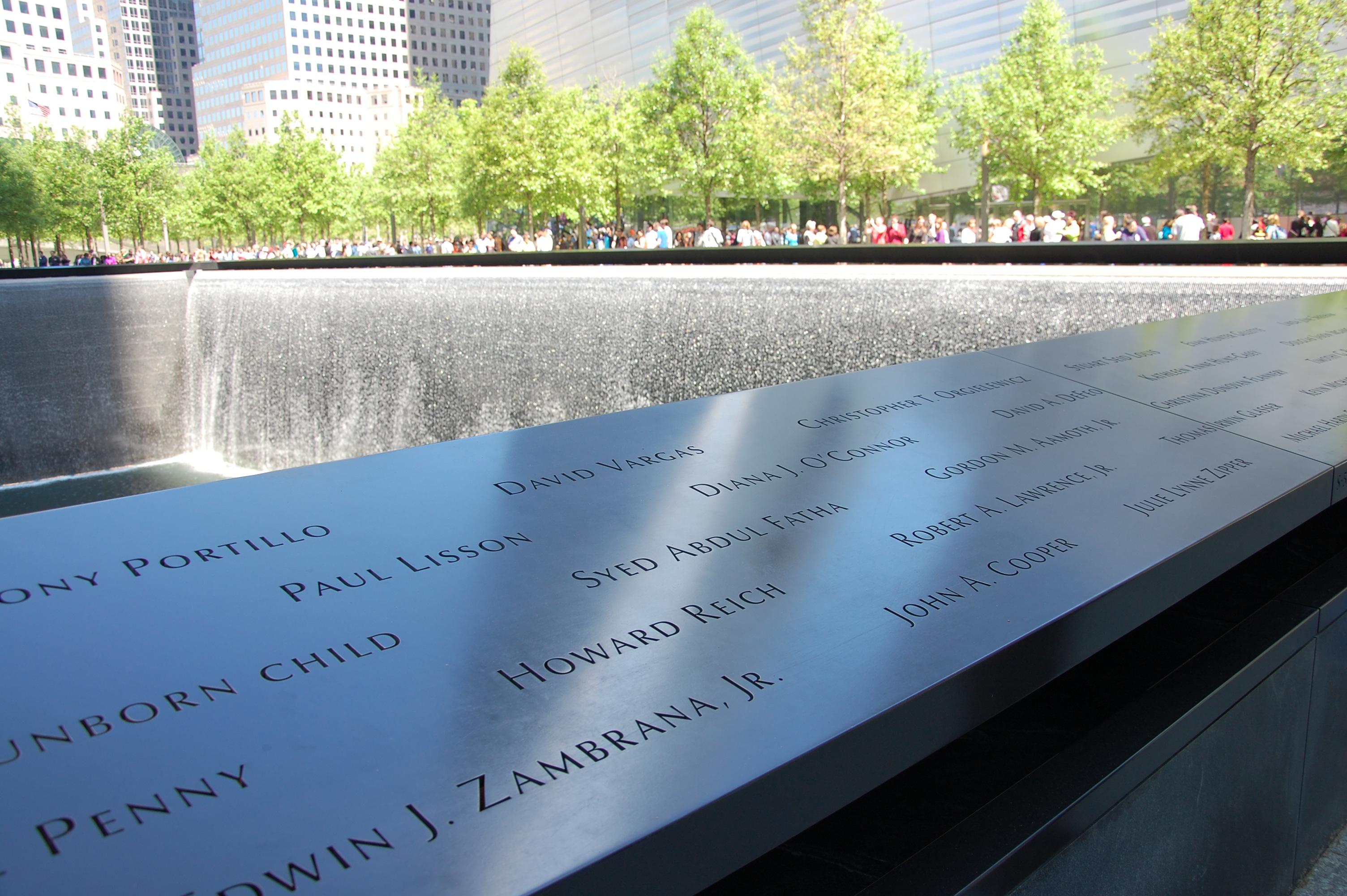 Memorial 11/09 - NY