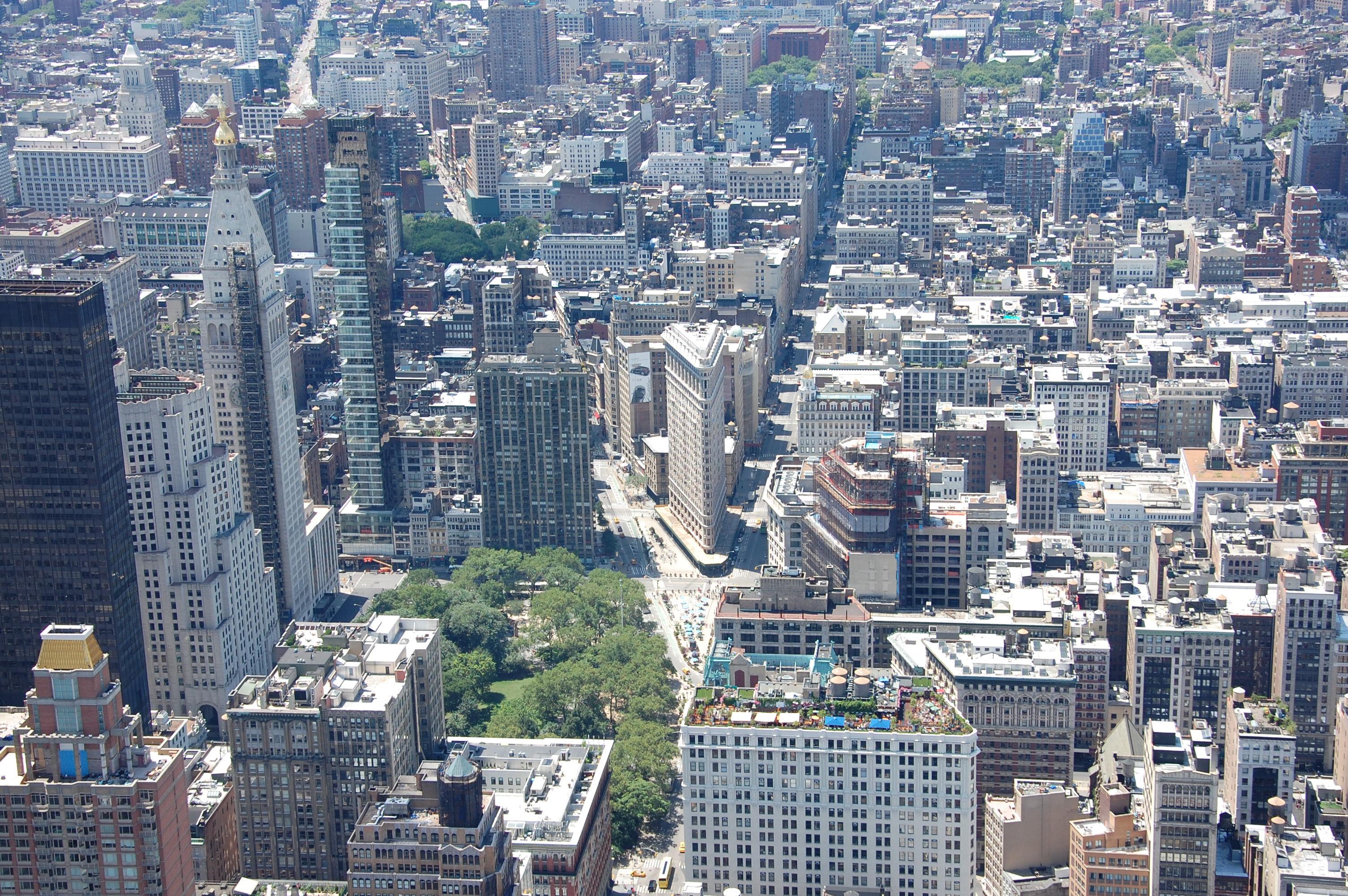 Madison Square - Flatiron Building