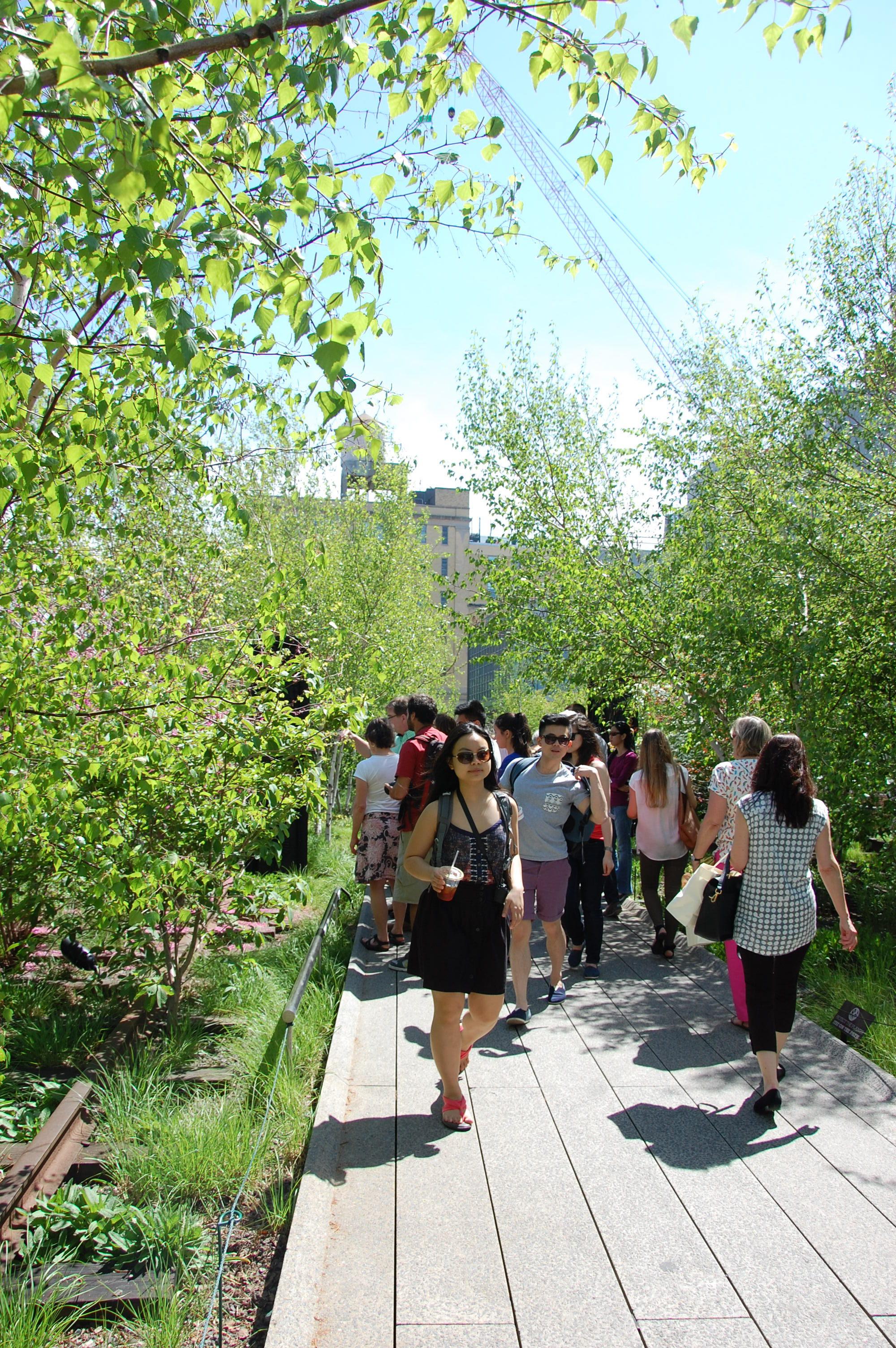 Highline - Chelsea - NY