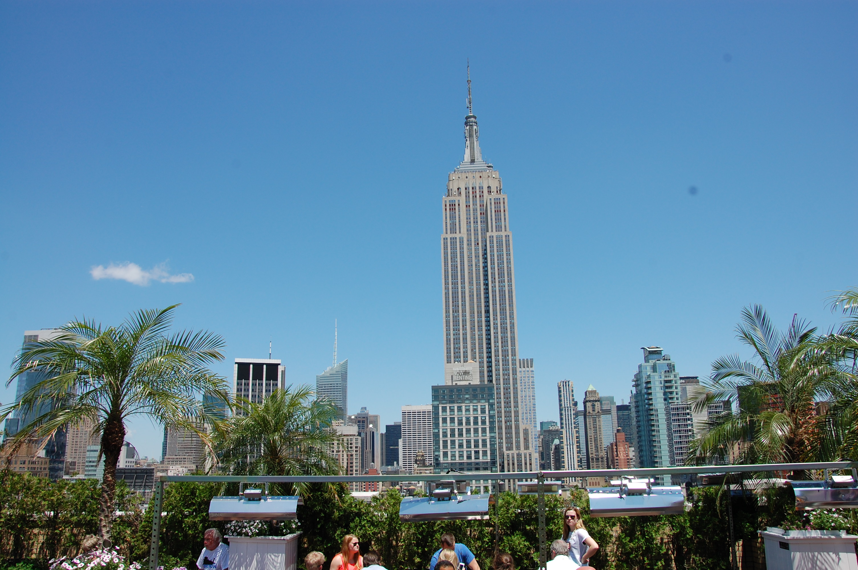 Vue du 230th Rooftop - NY