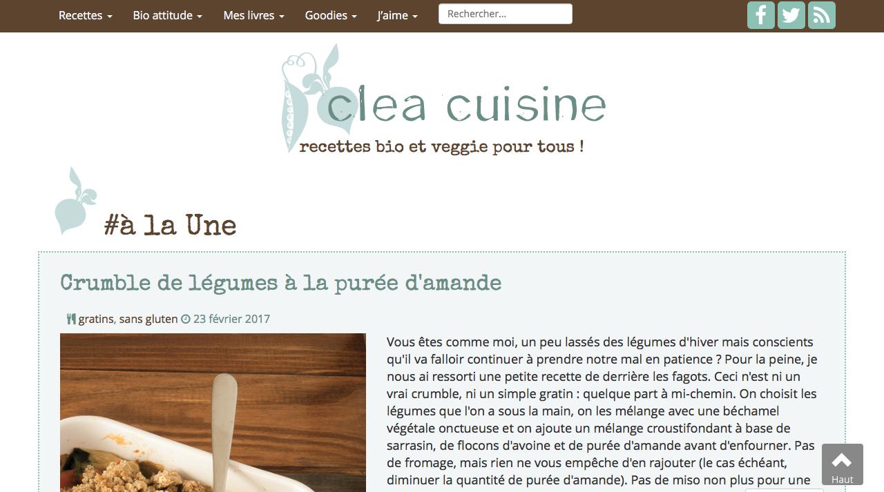 Cléa Cuisine