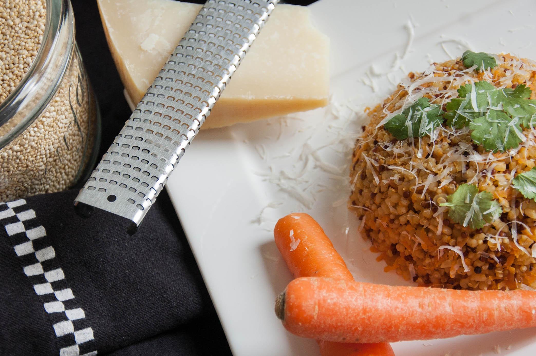Risotto quinoa  - Les Idées Claire