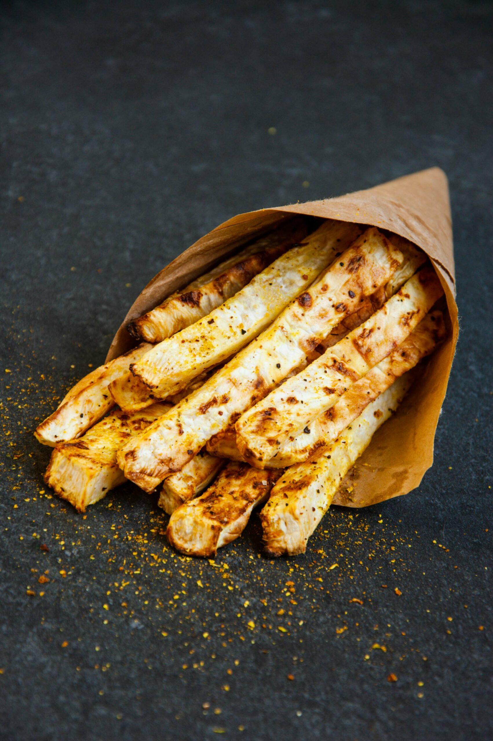 frites celeri